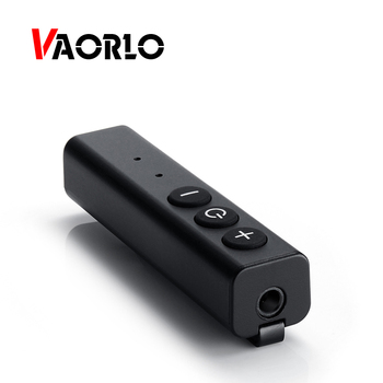VAORLO  Universal 3.5mm jack Bluetooth Car Kit Hands free Wireless Audio Receiver AUX Kit for Speaker Headphone Stereo 10 pieces