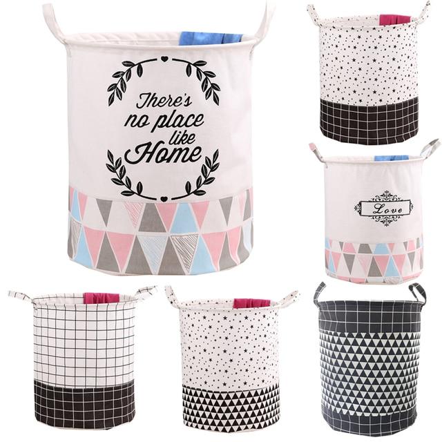 Waterproof Clothing Laundry Basket Washing Hotel Laundry Storage