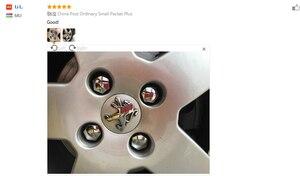 Image 5 - New 16pcs Wheel Hub Screw Cap Dedicated Wheel Screw Anti Protection cover for Peugeot 207 3008 301 307 308 2008 408 508 207 407