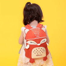 Toddler  Baby Harness Backpack Cute Baby Backpack Fashion Children Backpacks 3D Animal Prints mochila High Quality