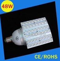E40 E27 48W LED Street Light High Power Road Lamp AC100 240V 48w Road Lighting Lamps