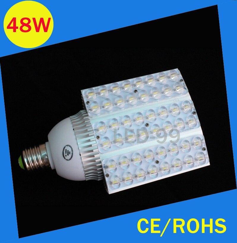 E40 E27 48W LED street light high power Road lamp AC100~240V 48w road lighting lamps and lanterns