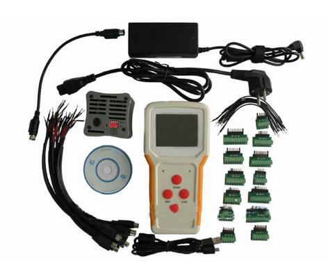 RFNT3 Universal Laptop Battery Tester Charger Discharger Electric tool