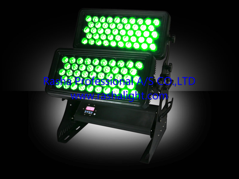 IP65 Outdoor Stage Light- 96ppcs*18W 6in1 RGBAW+UV Waterproof LED Wall Washer Light With Flight Case,Outdoor LED City Color SpotIP65 Outdoor Stage Light- 96ppcs*18W 6in1 RGBAW+UV Waterproof LED Wall Washer Light With Flight Case,Outdoor LED City Color Spot