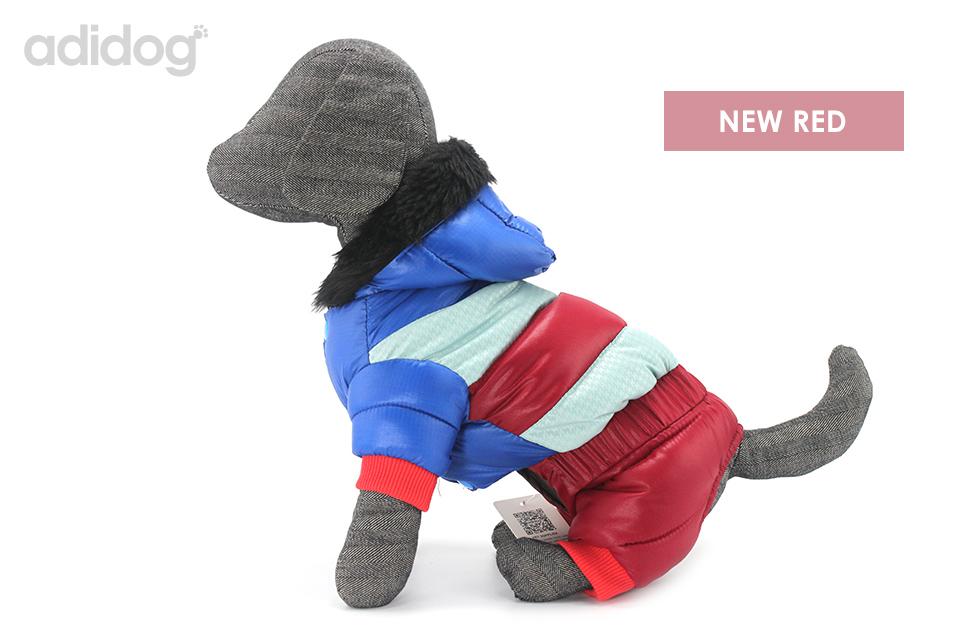 Chaqueta impermeable de invierno para perro 20