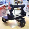 New Mini Tricycle Table Top Dolly 1 4 Screw Mount For 60D 70D D5300 DSLR Camera