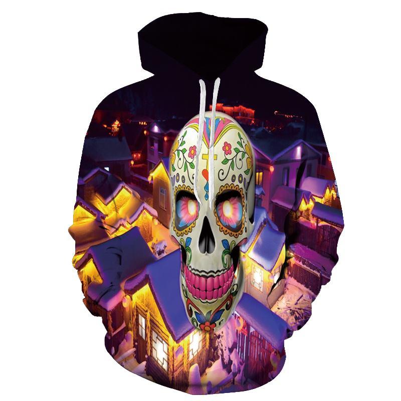 Hot Sale Galaxy Star Sky 3D Printing Hoodies Men Unisex Hip Hop Sweatshirt Fashion Tracksuit Men Sportswear Casual Pullover