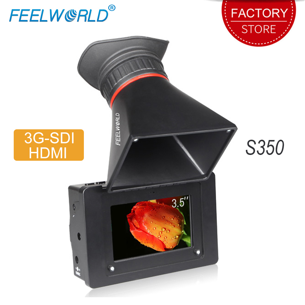 Feelworld S350 Electronic View Finder 3.5