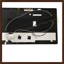 95% New LCD Back Cover With Shaft Cover For Acer Aspire E5-511 E5-511G E5-511P E5-531 E5-551 E5-551G E5-571 E5-571G