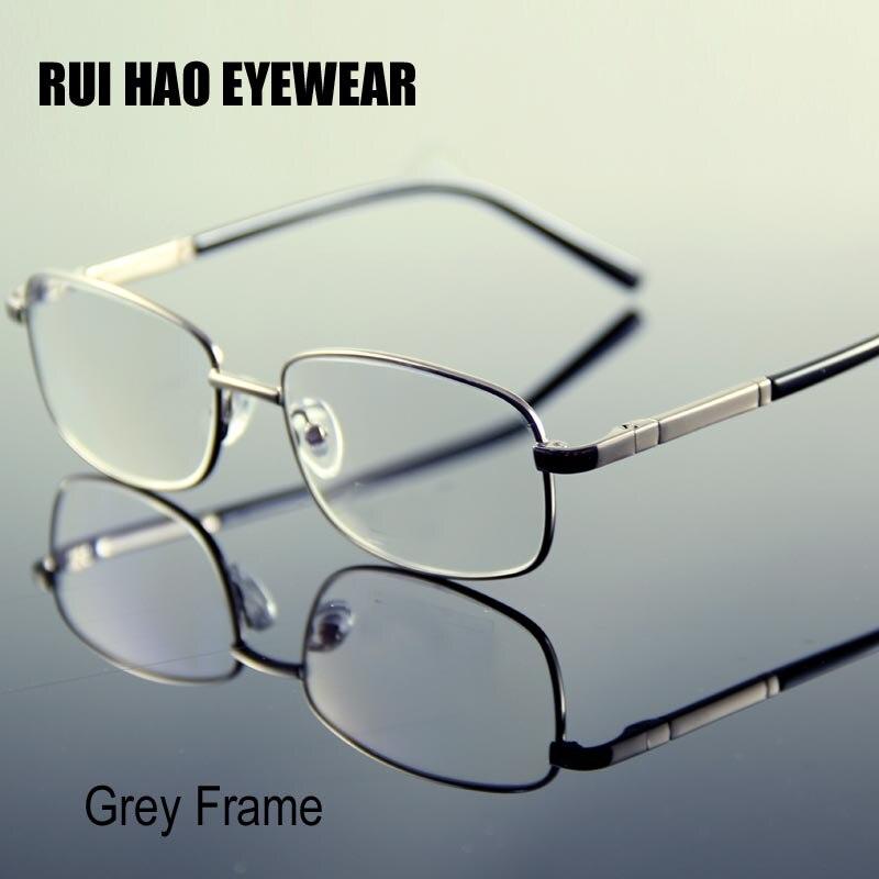 Reading Eyeglass Clear Presbyopic Glasses Spectacles UV CR-39 Lens HMC Coating Unisex Eyewear Goggles Strength +1.00 ~ +4.00