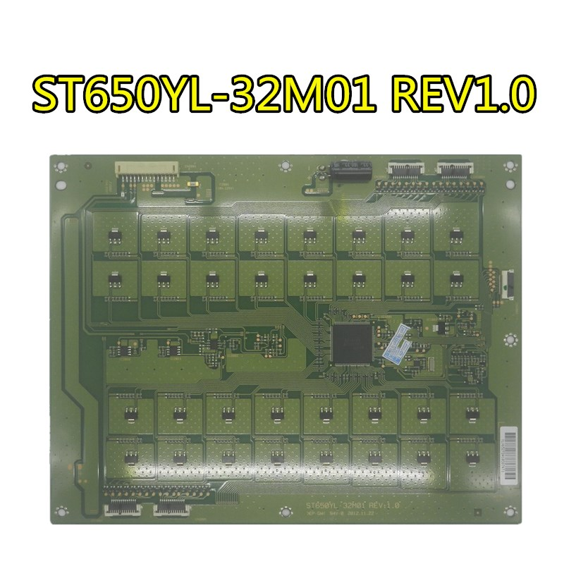 Sporting Original 100% Test For Kd-65x8500a Constant Current Board St650yl-32m01 Rev:1.0 Superior In Quality