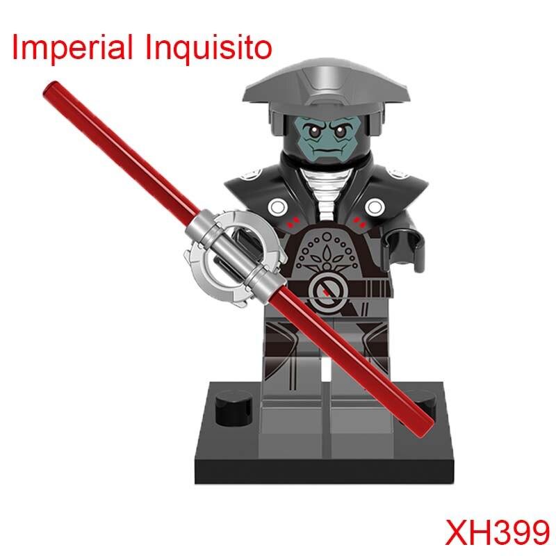 Imperial Inquisito Diy Bricks Single Sale The Last Jedi Darth Malgus Star Wars Models Building Blocks Gift For Children Xh399