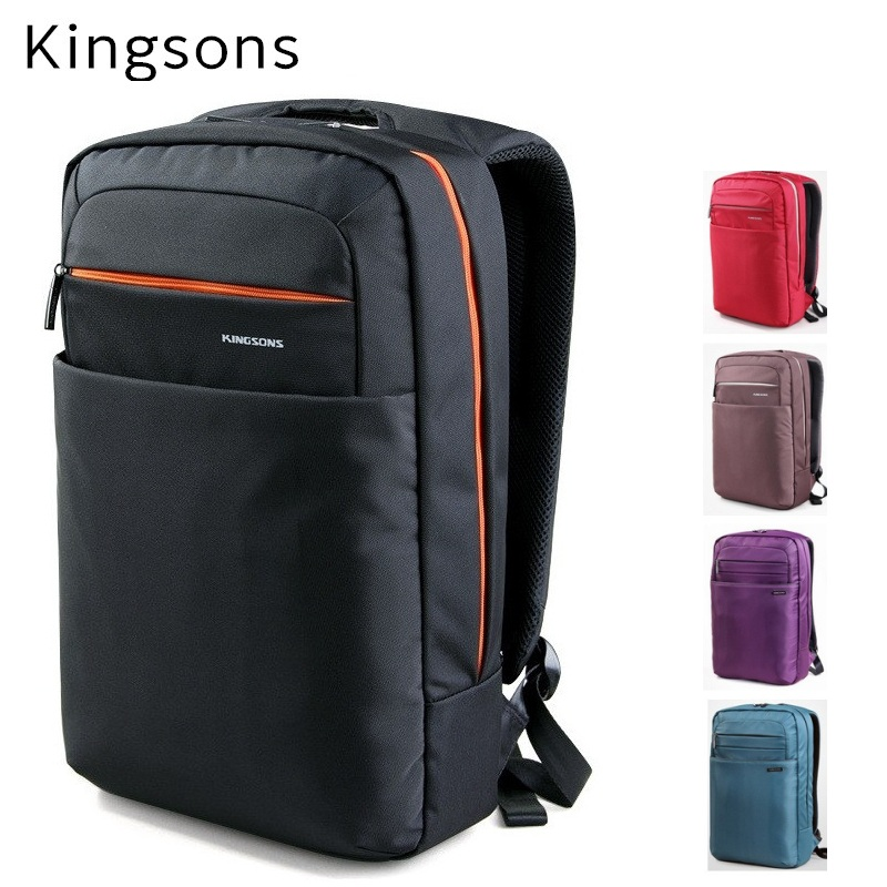 2017 Kingsons Brand Backpack For Laptop 14,15,15.6,Bag For Macbook 15.4 Notebook, Business,Office Worker, Free Drop Shipping
