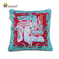 HAKOONA Vintage Square Plush Soft Cushion Cover Pillow case American Style Pillowcase cover 65*65cm 45*45cm