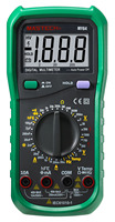 MASTECH MY64 Digital Multimeter DMM Frequency Capacitance Temperature Meter Tester W HFE Test