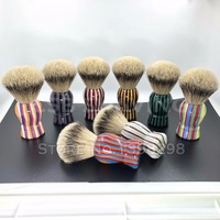 CSB Knot 20mm Silvertip Badger Hair Shaving Brush Shave Wet Barber Shop Hair Salon Tool