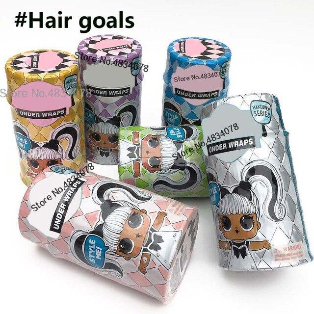 Hair Goals Real Hair Lol Dolls Makeover Series Magic Mirror Big