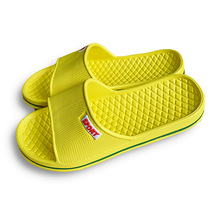 Hot Summer New Brand Women Slipper Eva Flat Non-slip Basic Sides Zapatillas Home Slippers Bathroom Flip Flop Casual Beach Shoes