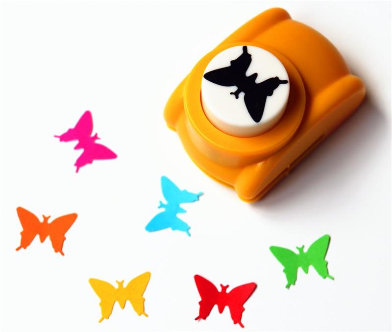 Freeship 1''/25mm Butterfly Punch Paper Hole Punch For Scrapbooking Scrapbook Cutter Perfurador Furadores Artesanais R396