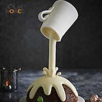 Gâteau Support Structure cadre Anti gravité gâteau coulée Kit suspendus décoratif gâteau Stand anniversaire mariage fête bricolage gâteau outils