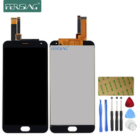 Ferising AAA LCD Display For Meizu M2 NOTE 5 5 Inch Replacement Display Touch Screen Digitizer