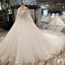 Роскошные свадебные платья 2020 бальное платье с открытыми плечами
