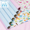 2016 New Arrival 100% Cotton(Double Side) Baby Nappy Changing Flannel Washable Diaper Changing Pad& Cover 70x50cm