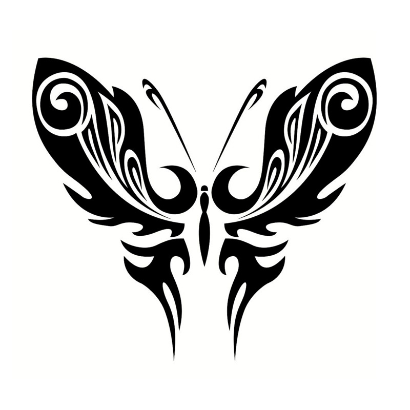 Compare Prices On Car Butterfly Sticker Online ShoppingBuy Low - Modern car sticker decal