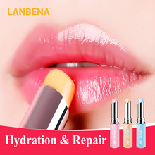 1pc Chameleon Lip Balm Rose Hyaluronic Acid Moisturizing Nourishing Lip Plumper Lip Lines Natural Extract Makeup Lipstick ! 140pcs five year ginger moxa special aita acupuncture moxibustion massage ai tuo reap