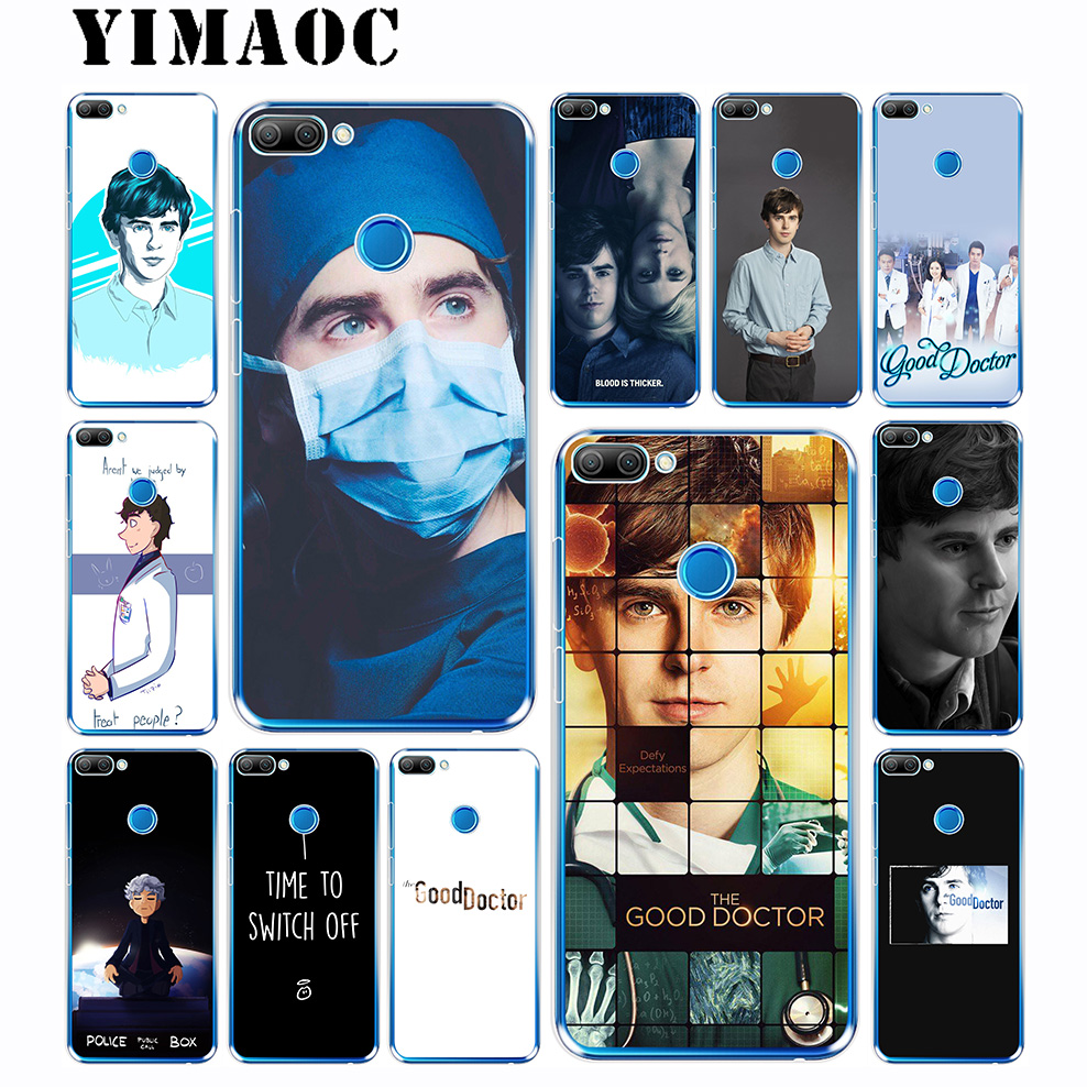 Yimaoc The Good Doctor Soft Silicone Case For Huawei Honor 10 9 8x 8c 8 7c 7x 7a Pro 6a & Nova 3i 3 2i Lite Note 10 Finely Processed Cellphones & Telecommunications