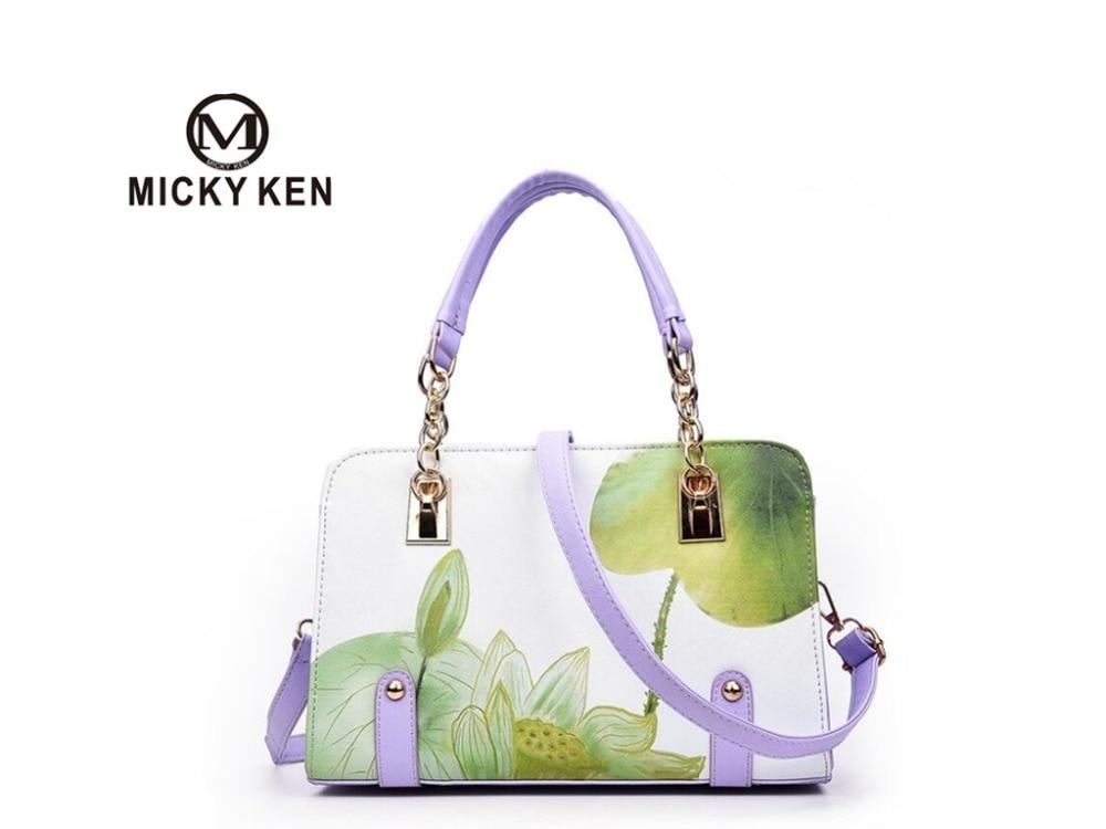 2018 new ladies bag shoulder multifunctional luxury bag iPad bag handbag bag