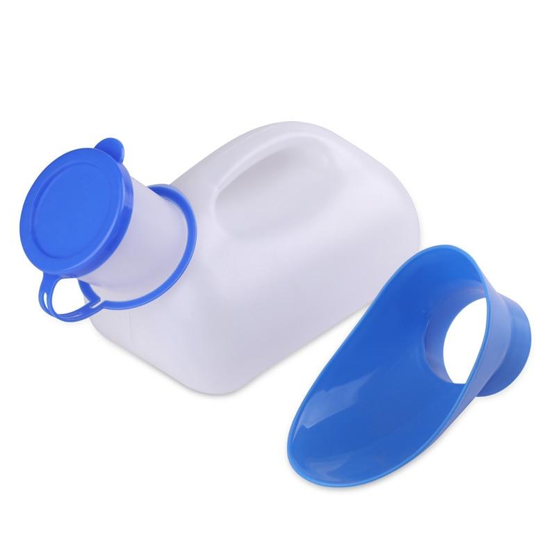 Unisex Potty Urinal for Car Toliet Urinal for Men and Women Bedpans Pee Bottle