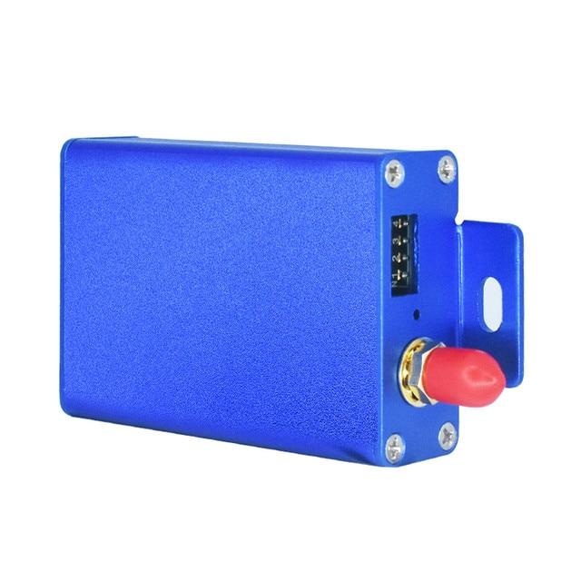 2w 150 mhz trasmettitore rs485 uart ricetrasmettitore di dati senza fili rs232 433mhz tx rx modulo rf 470mhz radio modem 450mhz ricevitore