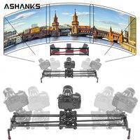 ASHANKS S2 Camera Track Slider Koolstofvezel Verstelbare Hoek Buis Follow Focus Pan voor Stabilizer DV DSLR Camera Video Schieten