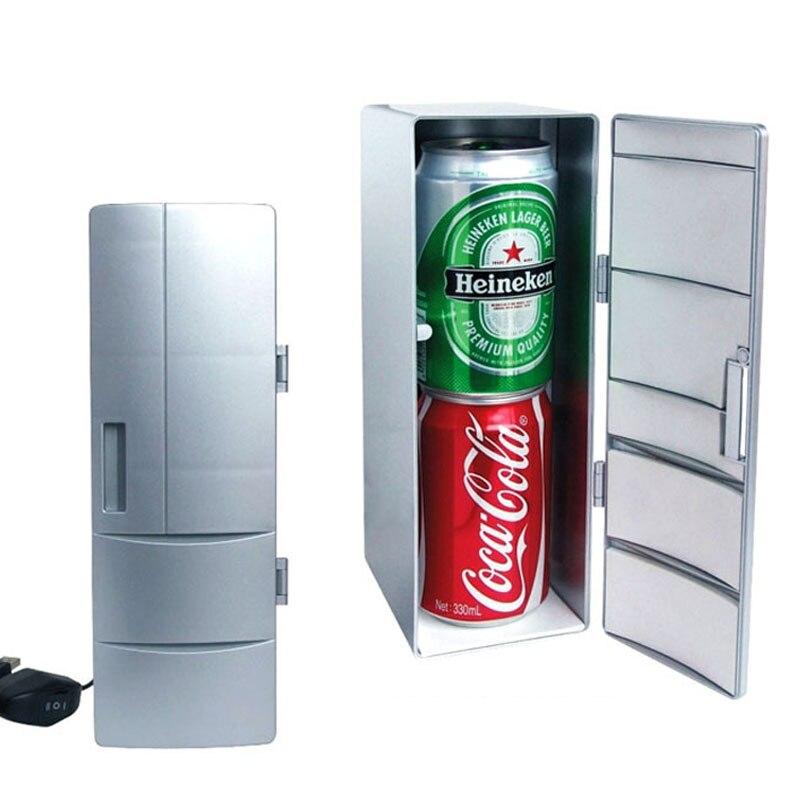 Portable Mini USB Mini Refrigerator Fridge Beverage Cooler Warmer Freezer  PC Lap FP8 In Storage Boxes U0026 Bins From Home U0026 Garden On Aliexpress.com |  Alibaba ...