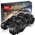 1869 шт. Джокер Бэтмен Decool 7111 DC Тумблер Модель Строительные Блоки мальчики Кирпичи Игрушки Супермен Совместимо С Lego