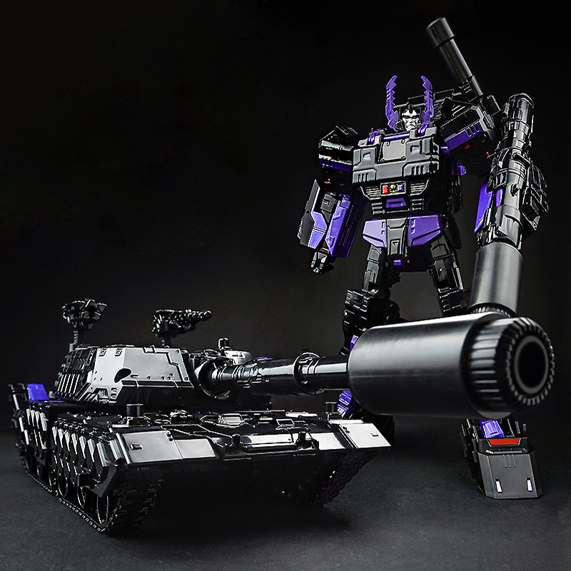 Bei Fen Dark Edition Transformation Automobile Tank Robot Big Model 29CM Plastic And Alloy Children Gift Brinquedos Technologica optimal and efficient motion planning of redundant robot manipulators