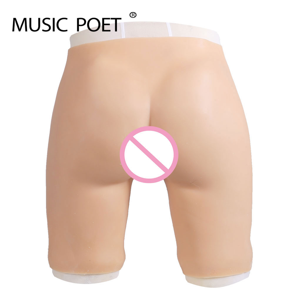 NEW increase hips boxer Silicone vagina for crossdresser Fake Ass Buttocks enhancer Shaper Hip Up for woman pussy underwearNEW increase hips boxer Silicone vagina for crossdresser Fake Ass Buttocks enhancer Shaper Hip Up for woman pussy underwear