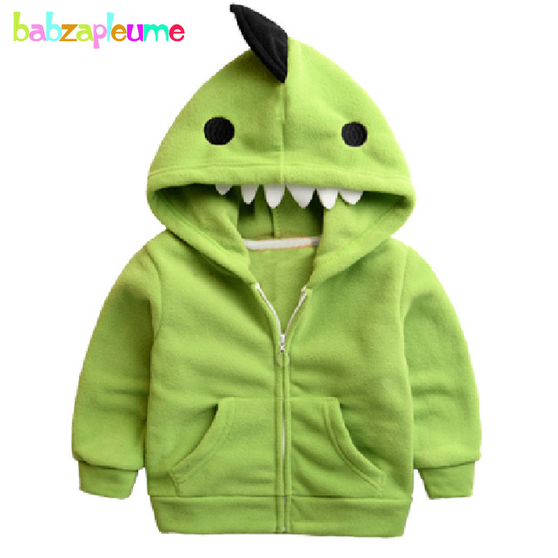 0-5Years/Autumn Winter Baby Boys Girls Jackets Outerwear Soft Fleece - Children's Clothing - Photo 5