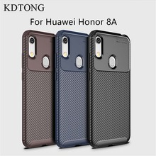 KDTONG Case sFor Cover Huawei Honor 8A Fashion Soft Silicone TPU Shockproof Coque For Y6 2019 Capa
