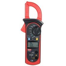 UT202A Mini Current Pliers AC/DC Voltmeter AC Amperometric Clamp Meter Auto Range Digital Resistance Diode Tester ESR