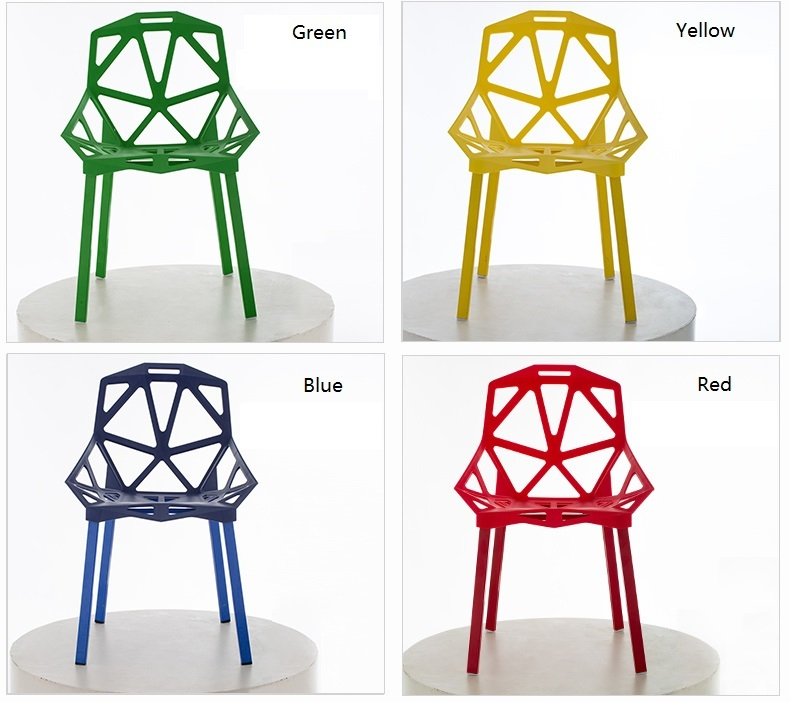 US $738 88 |Exhibition Hall Chair Academic seminar chair Plastic PP seat  stool green color retail wholesale free shipping-in Conference Chairs from