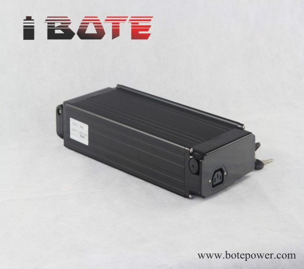 lithium battery <font><b>36V</b></font> 11Ah li-ion battery electric bike batterie <font><b>akku</b></font> with 2A charger for electric bicycle image