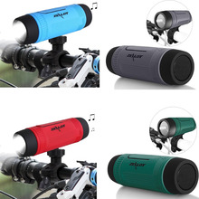 3in1 Outdoor Bicycle LED light Waterproof Bluetooth Speaker Zealot S1 4000mAh Power Bank for for Samsung Galaxy S7 S7 edge S6 S5