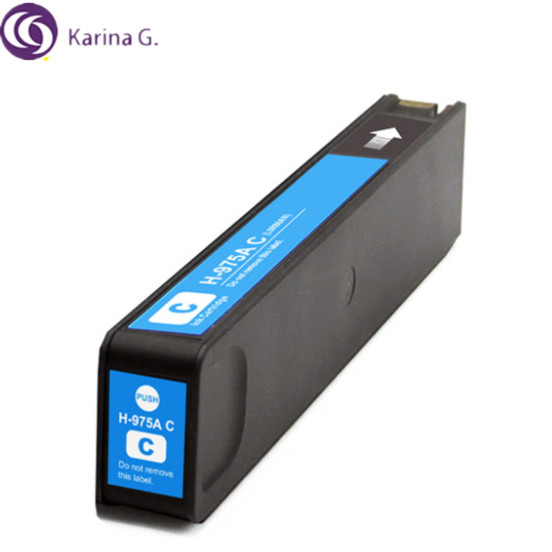 Replacement ink cartridge For HP975 HP975A Compatible For HP PageWide 352dw 377dw dn 452dw 452dn 477dn 477dw 552dw 577dw etc in Ink Cartridges from Computer Office