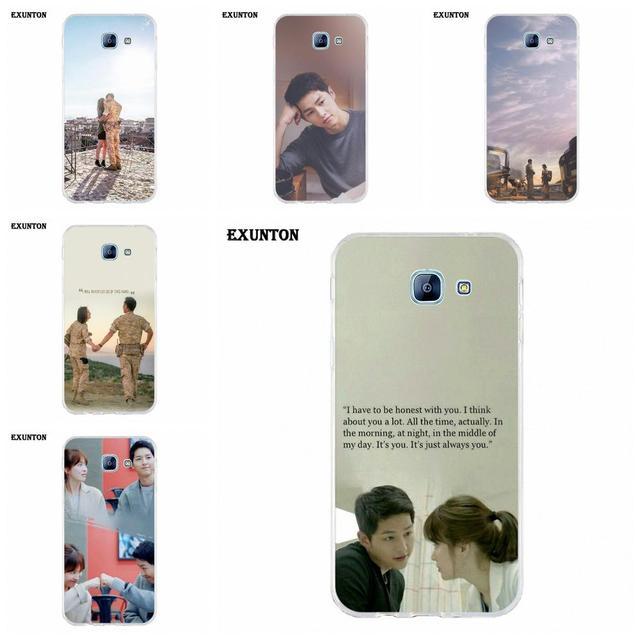 US $1 99 |Korean Drama The Descendants Of The Sun TPU Cases Skin For Galaxy  Alpha Core Prime Note 2 3 4 5 S3 S4 S5 S6 S7 S8 mini edge Plus-in