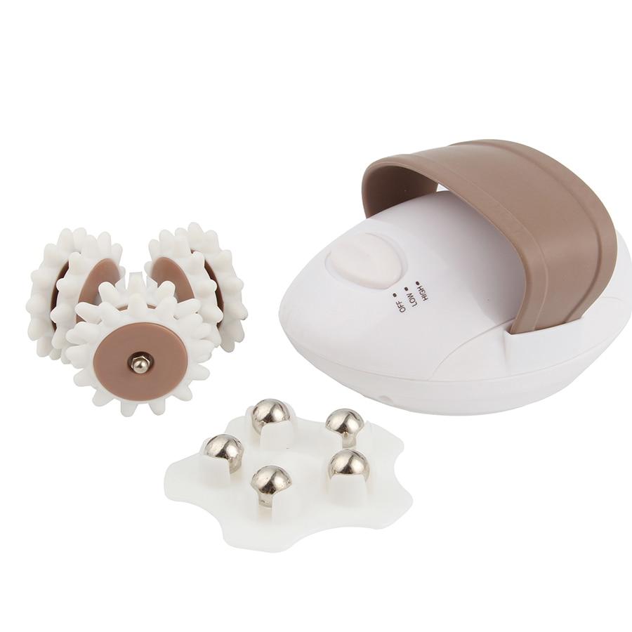 Güzellik ve Sağlık'ten Masaj ve Rahatlama'de Sağlık Kaybı Kilo 3D Elektrikli tüm vücut masaj aleti Rulo Anti selülit Masaj Slimmer Cihazı Fat Burner Spa Makinesi