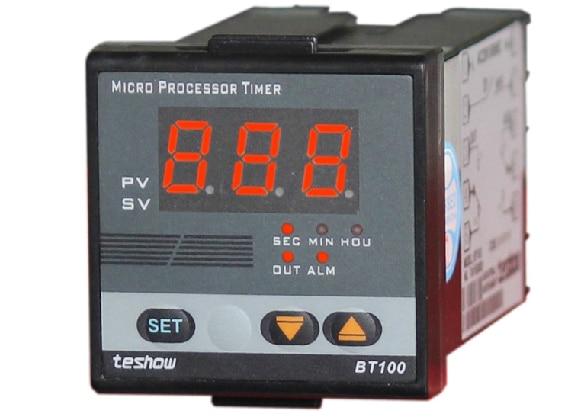 Taiwan and Taiwan-Electronics TESHOW multifunction digital time relay BT100