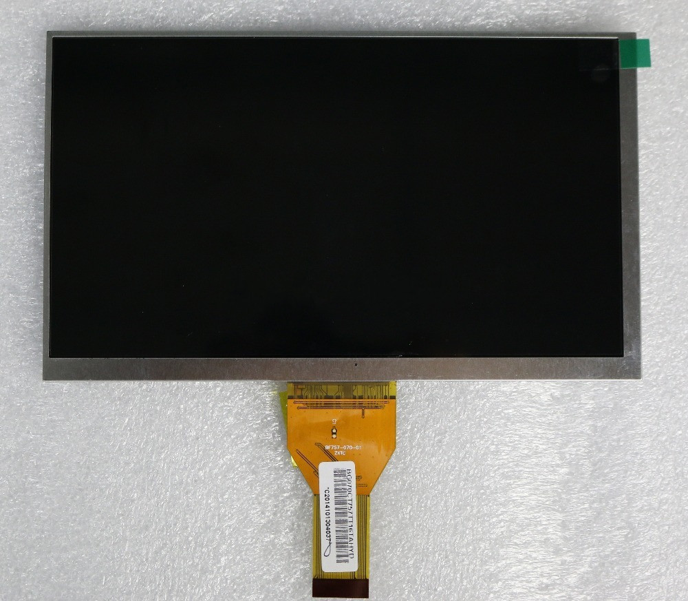 LCD Display 7 version 2 oysters T72 TABLET LCD Screen Panel Replacement Digital Viewing Free Shipping