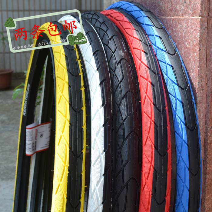 Free shipping Kenda Mountain bike tyre. Bald tyre Color bicycle tire details 26x 1.5 bicycle tire  bicicleta bike inner tube 26